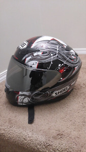 For sale! Shoei RF-1100 Hadron 2 Helmet