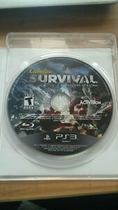Cabela's Survival Shadowsa of Katmai (PS3)