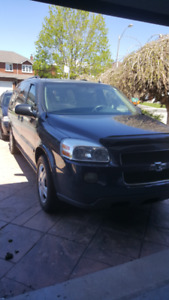 2008 CHEVY UPLANDER EXT ONLY 149990 ORIGINAL KM