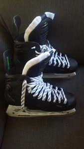 Reebok ribcore hockey skates for sale