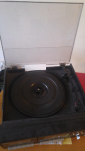 Record Player/ Tape Player