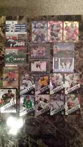 2015-16 Tim Hortons Cards Lot with 5 from this year