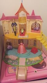 Sophia the first castle with talking figures. BARGAIN @ £12.50!! COST OVER £50