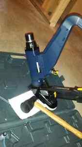 Hardwood nail gun