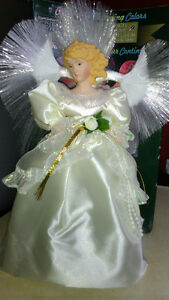 "14"" Fiber Optic Angel"