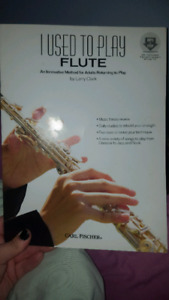 Flute Music Book - Adult