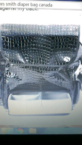 Mrs. Smith Diaper Bag Or Canon DSLR Bag