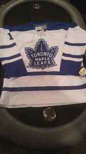 Johnny Bower Autographed Jersey London Ontario image 3