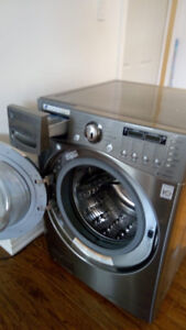 Washer machine LG.... As a brand new
