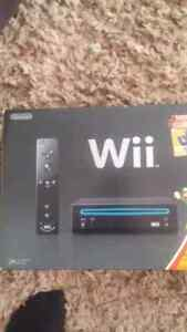 Nintendo wii console with dance dance revolution 60$ obo Peterborough Peterborough Area image 1