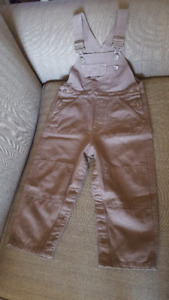 MEC Toddlers Overalls - Size 4T - Never Worn