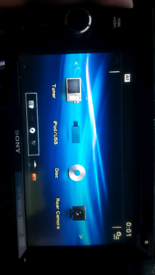 Sony touch screen DVD player for sale  Chichester, West Sussex