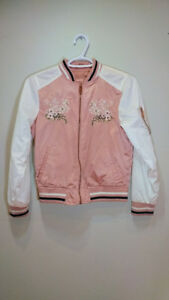 Size 14 girls bomber jacket