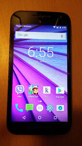 Unlocked Moto G 3rd Generation,Work with Wind(freedommobile)