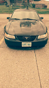 1999 35 Anniversary Edition Ford Mustang  (2 door)