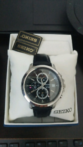 Sieko Men watch Sks453 chronographe 100m