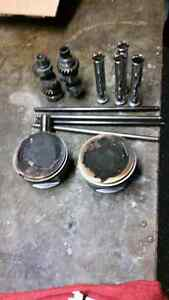 Harley -Davidson  2005 FXDWG used cams and pistons London Ontario image 1