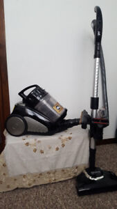PRICED REDUCED!!  Shark Canister Vacuum Cleaner