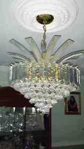 Light ceilings for $150 beautiful bright. West Island Greater Montréal image 2