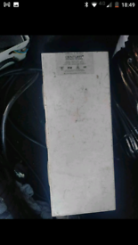 600watt ballist box light no bulbs