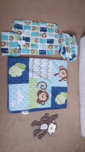Toddle Bedding and Crib Sheets