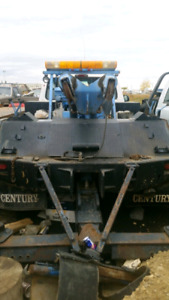 Two tow truck for sale fast!