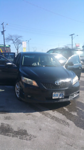 2009 TOYOTA CAMRY LADY DRIVEN