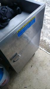 Pitco 65+ propane deepfryer for sale