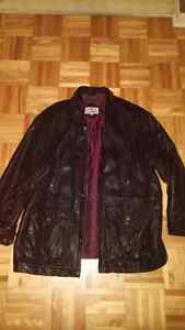 Manteau de cuir XL Tip Top Tailors