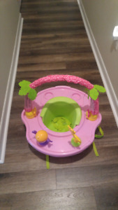 Baby play seat/booster seat