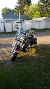 2005 Harley Heritage Soft Tail Classic
