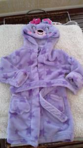 Robe de chambre enfant