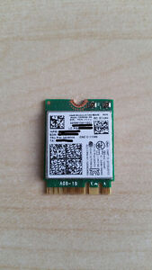 Intel Wireless-N 7260NGW BN - part# 8SSW10A11501