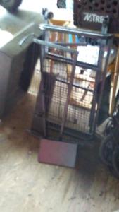 Cage à lapin ou petit animaux