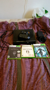 Xbox360 and games (need to sell ASAP)