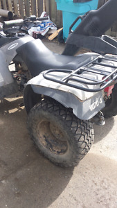 Wanted: ATV tires