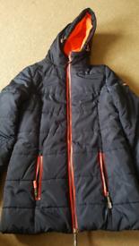Ladies Superdry coat