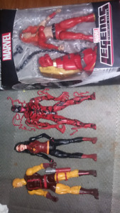 Selling marvel legends figures