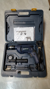 """1/2"""" HAMMER DRILL and Accessories"""
