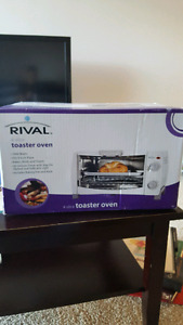 Toaster Oven - Never opened