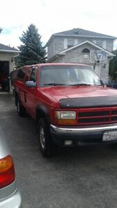 1994 Dodge Dakota Pickup Truck