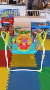 Fisher-Price First Steps Jumperoo - $30