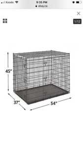 Searching for XXL dog crate