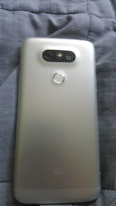 LG G5 locked to Bell