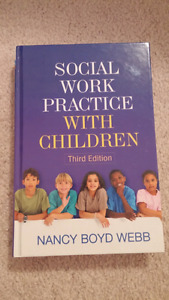 Social Work Text Books - BSW