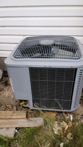 New Air Conditioner, offers accepted