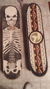 Two random boards for sale