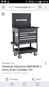 Coffre mastercraft maximum payer 500 a vemdre 300