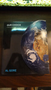 Our Choice:A Plan To Solve The Climate Crisis/Al Gore/Never Read