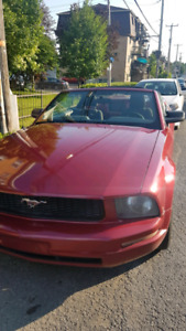 Ford Mustang 2006 decapotqbke
